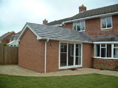 Extensions and whats within Permitted Development